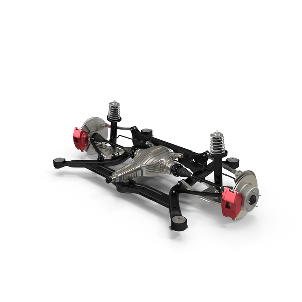 Rear Independent Suspension Object