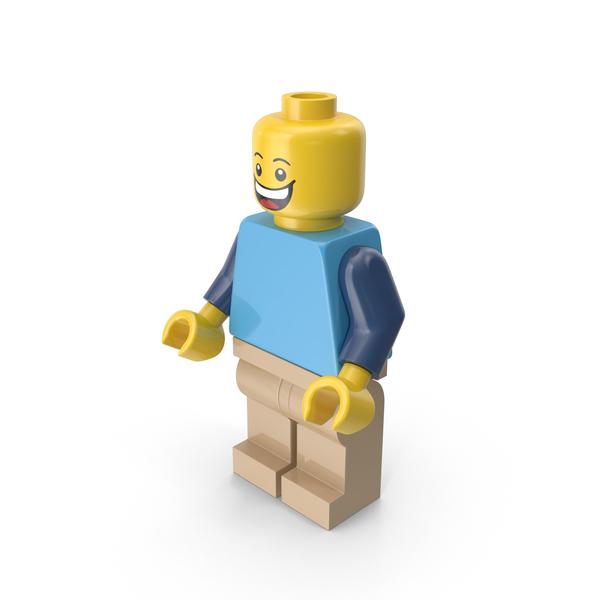Lego Man Max Object