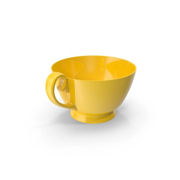Tea Cup Object