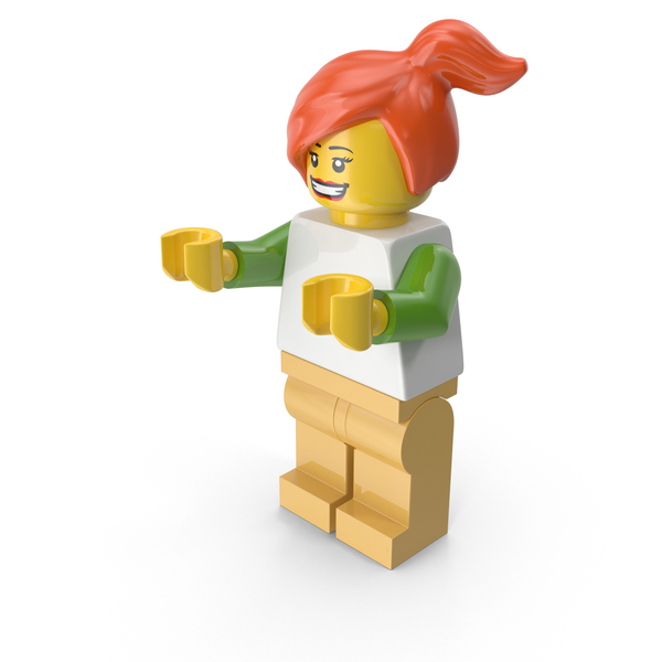 Lego Woman Object