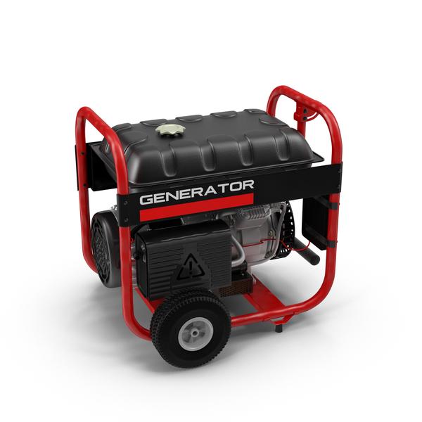 Portable Generator Object