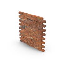Brick Background 02 Object