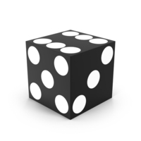 Solid Casino Die Object
