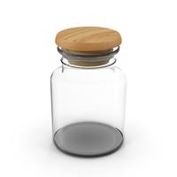 Glass Jar Object